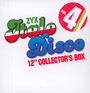Italo Disco 12 Inch Collector's Box 4 - Italo Disco 12