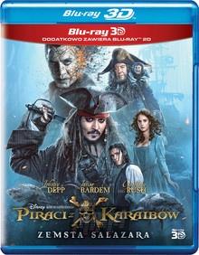 Piraci Z Karaibów: Zemsta Salazara - Movie / Film