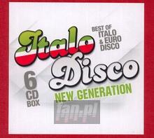 Italo Disco New Generation - ZYX Italo Disco New Generation
