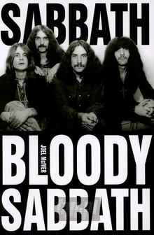 Joel Mciver: Sabbath Bloody Sabbath - Black Sabbath