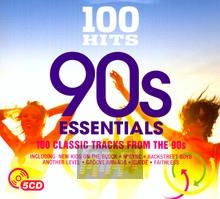 100 Hits   90s Essentials - 100 Hits No.1s