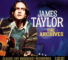 The Broadcast Archives - James Taylor