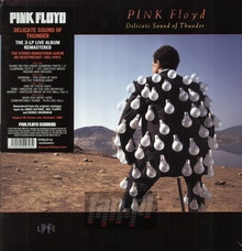 Delicate Sound Of Thunder: Live - Pink Floyd