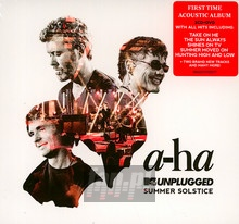 MTV Unplugged - Summer Solstice - A-Ha