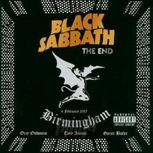 The End - Live - Black Sabbath