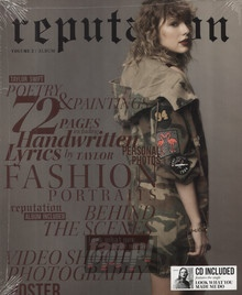 Reputation vol.2 - Taylor Swift