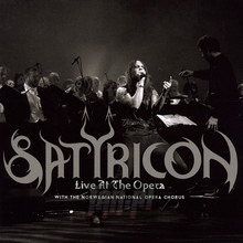 Live At The Opera - Satyricon