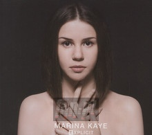 Explicit (Deluxe Edt + Book) - Marina Kaye