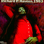 Riichard P Havens, 1983 - Richie Havens