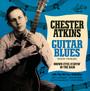 Guitar Blues / Brown Eyes A'cryin' In The Rain - Chet Atkins