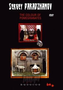Die Farbe Des Granatapfel - Movie / Film