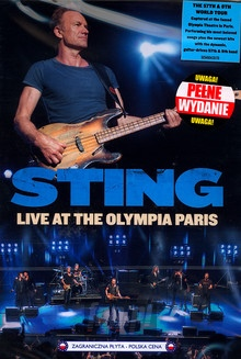 Live At The Olympia Paris - Sting