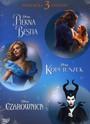 Disney Hity Pakiet (Piękna I Bestia, Kopciuszek, Czarownica) - Movie / Film