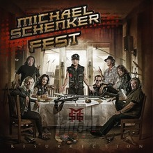 Resurrection - Michael Schenker  -Fest-