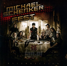 Resurrection - Michael Schenker  -Fest-