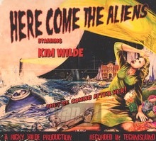 Here Come The Aliens - Kim Wilde
