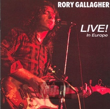 Live! In Europe - Rory Gallagher