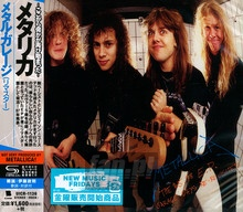 The $5.98 E.P.: Garage Days Re-Revisited - Metallica