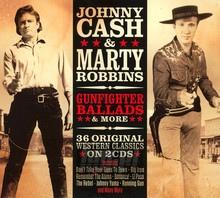 Gunfighter Ballads & More - Johnny Cash  & Marty