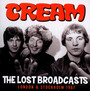The Lost Broadcasts - Cream