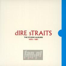 Studio Albums 1978-1991 - Dire Straits