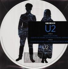 Lights Of Home - U2