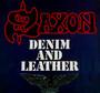 Denim & Leather - Saxon