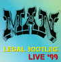 Legal Bootleg Live 99 - Man