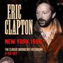 New York 1986 - Eric Clapton