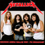 Reunion Arena Dallas 1989 - FM Broadcast - Metallica