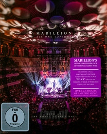 All One Tonight/Live At The Royal Albert Hall - Marillion