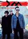 2019 Calendar Unofficial _Cal61690_ - Depeche Mode