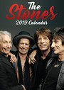 2019 Calendar Unofficial _Cal61690_ - The Rolling Stones