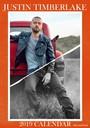 2019 Calendar Unofficial _Cal61690_ - Justin Timberlake