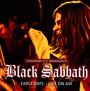 Early Days - Live On Air - Black Sabbath