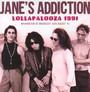 Lollapalooza 1991 - Jane's Addiction