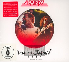 Live In Japan 1984 - Complete Edition - Alcatrazz