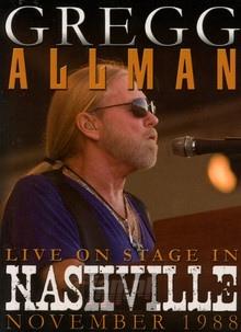 Live On Stage In Nashville - Gregg Allman