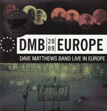 Europe 2009 - Dave  Matthews Band
