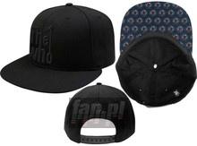 Arrow Logo Black Snapback Cap _Cza50561_ - The Who