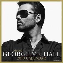 2019 Square Calendar Unofficial _Cal61690_ - George Michael
