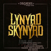 Live In Atlantic City - Lynyrd Skynyrd