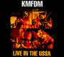Live In The Ussa - KMFDM