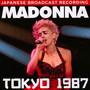 Tokyo 1987 - Madonna