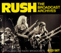 The Broadcast Archives - Rush