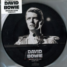 Breaking Glass E.P. - David Bowie