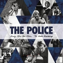 Every Move You Make: The Studio Recordings - The Police