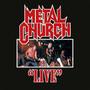 Live / Blood - Metal Church