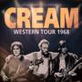 Western Tour 1968 - Cream