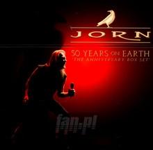 50 Years On Earth - Jorn